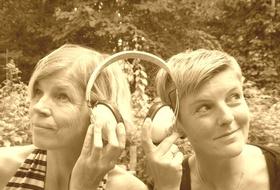 """Bild: Cannelle & Kay Le Fay  – Stummfilmvertonung """"Varieté"""""""