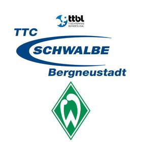 Bild: TTC Schwalbe Bergneustadt - SV Werder Bremen