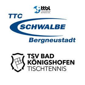 Bild: TTC Schwalbe Bergneustadt - TSV Bad Königshofen