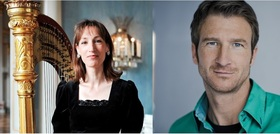 Bild: Die Geister, die ich rief - Balladenabend mit Heiko Ruprecht (Wort) und Veronika Ponzer (Harfe)
