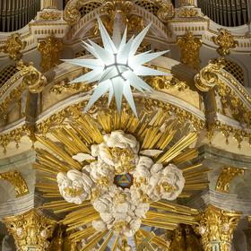 Bild: J.S. Bach - Weihnachtsoratorium - Jauchzet, frohlocket! BWV 248 Kantaten I, II, V, VI