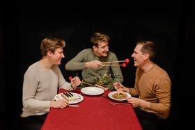 Bild: Wassily Gerassimez, Nicolai Gerassimez & Alexej Gerassimez
