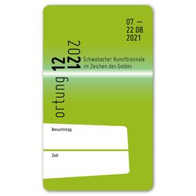 Bild: Schwabacher Kunstbiennale ortung 12 - ortung kompakt
