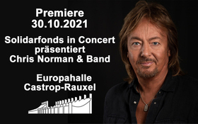Bild: AUSVERKAUFT! Solidarfonds in Concert präsentiert: Chris Norman & Band