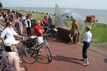 Bild: Stadtrundfahrt per Fahrrad - (Naturerlebnistage Wilhelmshaven)
