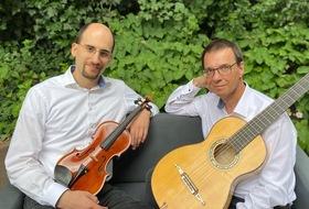 Herbstkonzert mit Violine und Gitarre