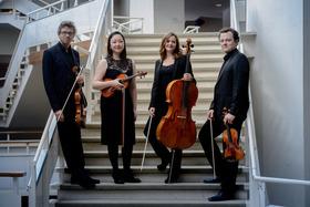 Bild: Varian Fry Quartett - 75. Säckinger Kammermusik-Abende 2021/22