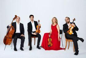 Bild: Kammerkonzert: Merel Quartet