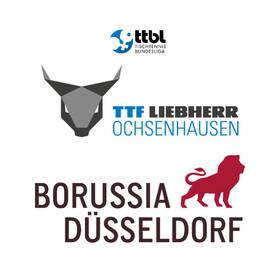 Bild: TTF Liebherr Ochsenhausen vs. Borussia Düsseldorf