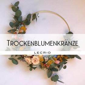 Bild: Workshop: Trockenblumenkränze