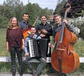 Bild: Tres Y Dos - Tangoquintett aus Vorarlberg