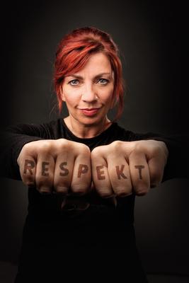 Bild: Dagmar Schönleber: Respekt