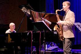Bild: Dieter Köhnlein Quartett feat. Hubert Winter - Jazz-Serenade Auf AEG