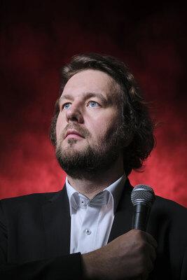 Bild: Götz Frittrang   Denke.schön - Kabarettherbst 2020