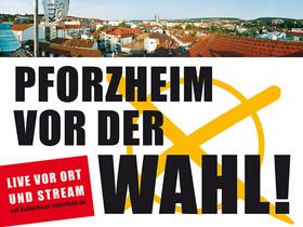 Bild: Podiumsdiskussion zur Bundestagswahl - Mit Regionalen Kandidat:innen
