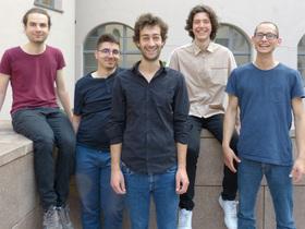 Bild: Martin Köhrer Quintett - Jazz-Serenade Auf AEG