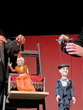 Bild: Laurel & Hardy