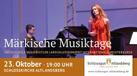 Bild: Young Classic Talents - Märkische Musiktage