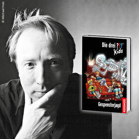Bild: Digitale interaktive Lesung mit Ulf Blanck - Die drei ??? Kids - Gespensterjagd