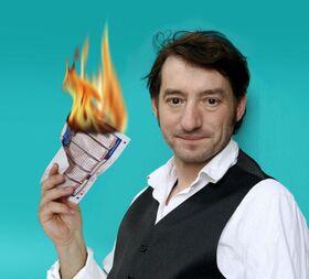 Bild: Nein zum Geld! - Schauspiel von Flavia Coste mit Boris Aljinovic u.a.