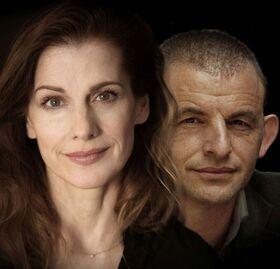 Fräulein Julie - Schauspiel mit Dominique Horwitz und Judith Rosmair