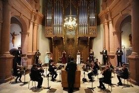Bild: Würzburger Chorsinfonik - Georg Friedrich Händel: Theodora