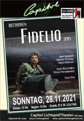 Bild: Beethoven: Fidelio - Salzburg Festival (2015)