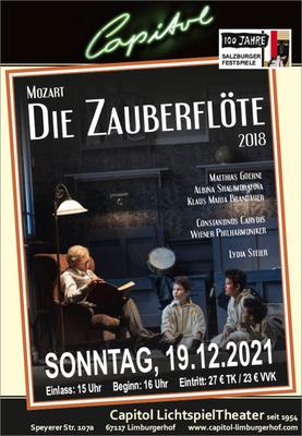 Bild: Mozart: Die Zauberflöte - Salzburg Festival (2018)