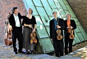 Bild: Ohne Sicht | Tiresias - Konzert im Dunkeln mit dem Kairos Quartett