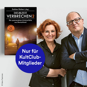 Bild: Die ZEIT - Verbrechen - Hinter den Kulissen des Kriminal-Podcasts -  im Gespräch mit Sabine Rückert und Andreas Sentker