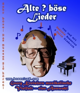 Bild: Georg Kreisler-Programm - Alte? Böse Lieder