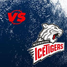 Bild: Iserlohn Roosters - Nürnberg Ice Tigers