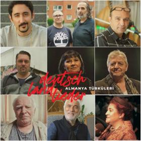 Bild: Deutschlandlieder - Almanya Türküleri - Eine Konzertreihe mit Musiker*innen aus mehreren Generationen.