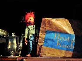 Bild: Kindertheater im Jugendhaus - Nils Karlsson Däumling