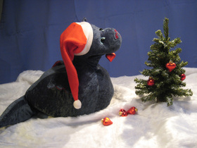 Bild: Kindertheater im Jugendhaus - Zauberhafte Weihnachten mit Drache Otto