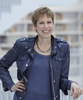Bild: Literarischer Abend - Autorenlesung: Elisabeth Kabatek liest