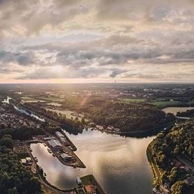 Bild: Wanderung: ALPENKLÄNGE AM HERMANNSWEG inkl. Konzert von PURPLE IS THE COLOR