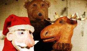 Bild: Der Weihnachtsbär