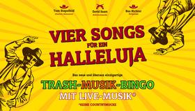 Bild: 4 Songs für ein Halleluja