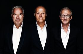 SÖHNE HAMBURGS - Stefan Gwildis, Joja Wendt, Rolf Claussen