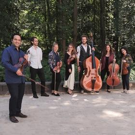 Bild: Vivaldi and Friends - Solovioline Arsen Zorayan - Vivaldi - Die Vier Jahreszeiten