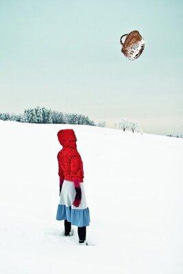 Bild: Rotkäppchen - bloß ein bisschen anders erzählt