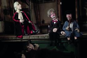 Bild: Die furchtlosen Vampirkiller