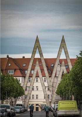 Bild: Alte Messe - Weltstadt auf Zeit - Premiere