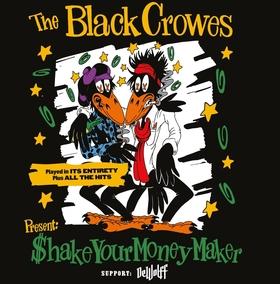 Bild: The Black Crowes