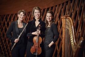 Bild: Trio Mallarmé: Sonnengrün