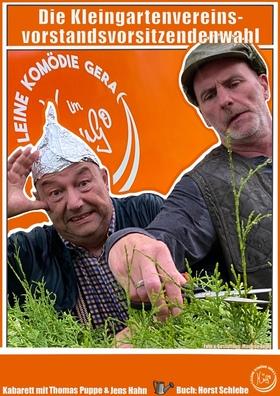 Bild: Kleingartenvereinsvorstandsvorsitzendenwahl - Rund ums Begießen mit