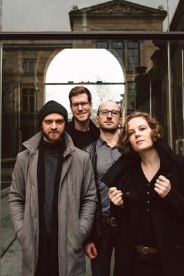 Bild: Eva Klesse Quartett - Creatures & States