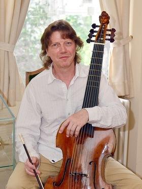 Thomaskonzert zum Reformationstag - Konzert für Viola da gamba und Orgel