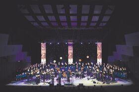Bild: folkBALTICA Ensemble & Gäste in Husum
